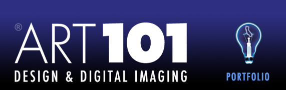 Art101 Design & Digital Imaging Banner