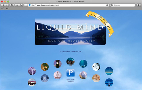 art101.com: Liquid Mind Music